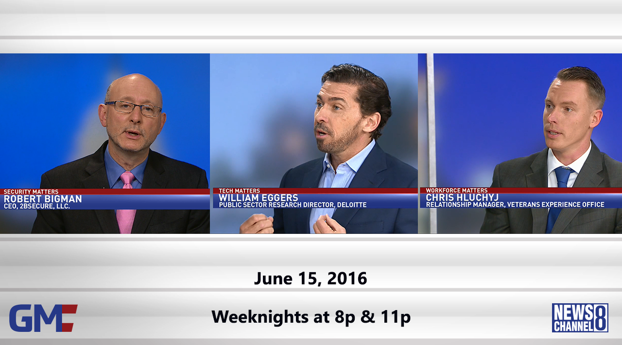 Government Matters (Full Show) – June 15, 2016