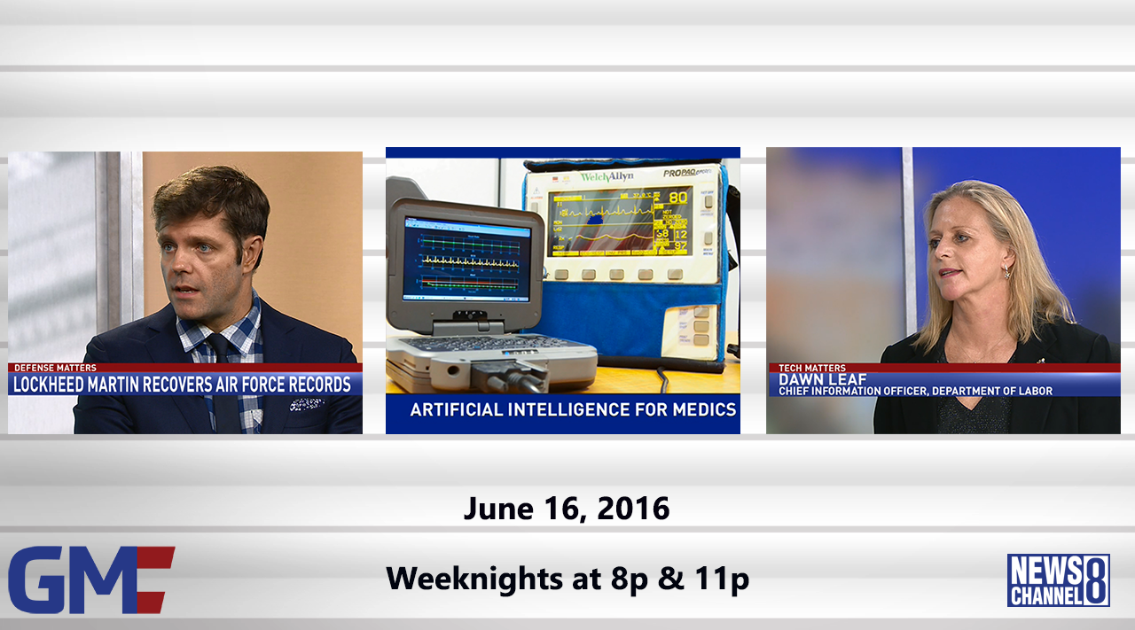 Government Matters (Full Show) – June 16, 2016