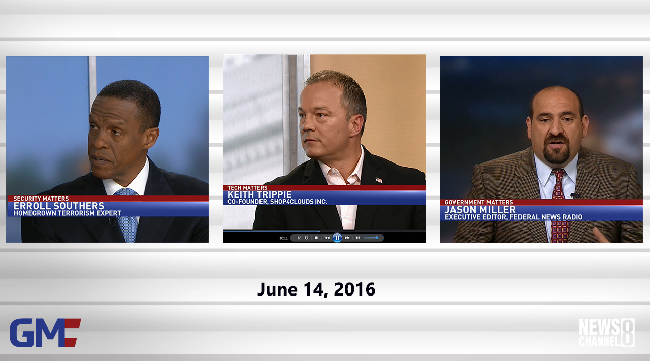 Government Matters (Full Show) – June 14, 2016