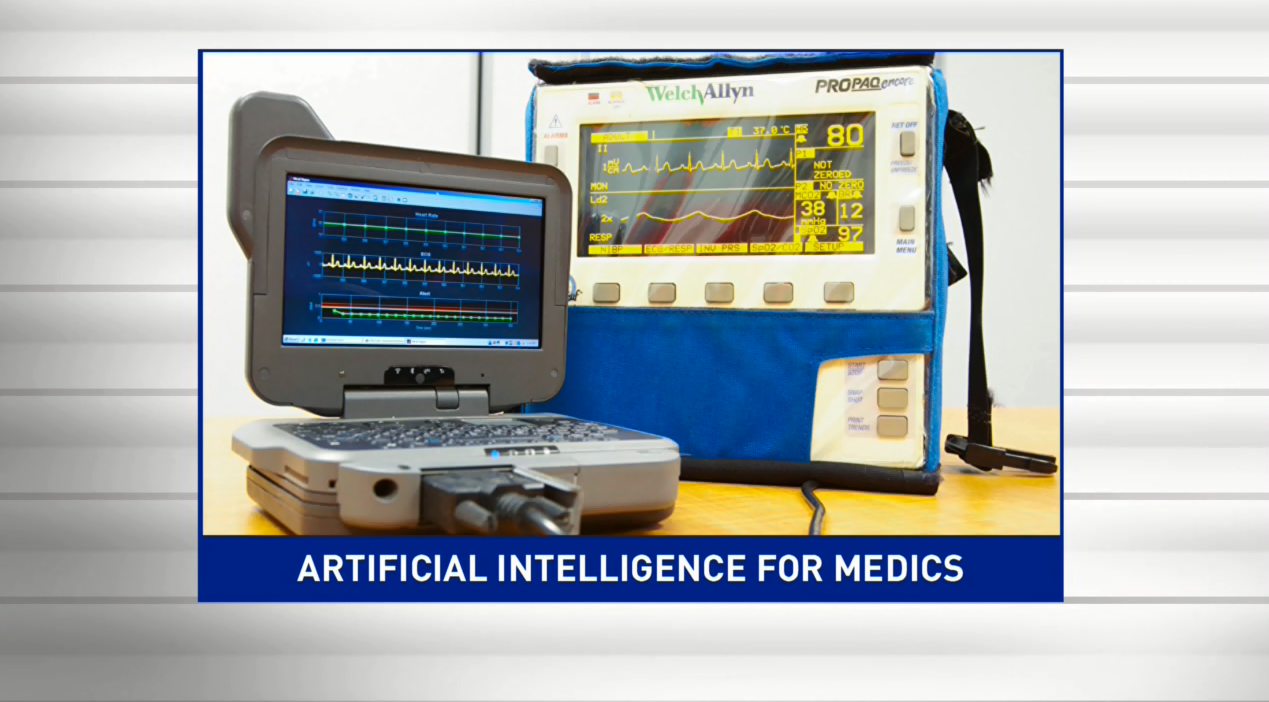 Artificial intelligence for medics