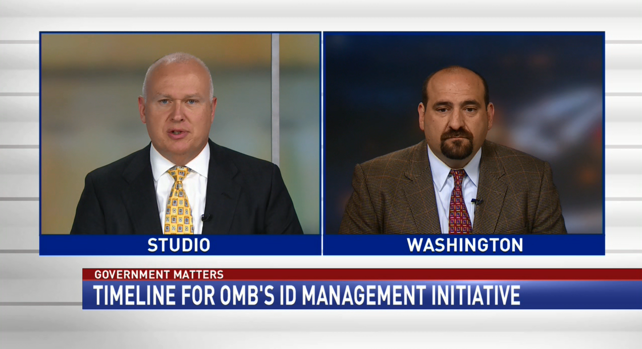 Timeline for OMB's ID management initiative