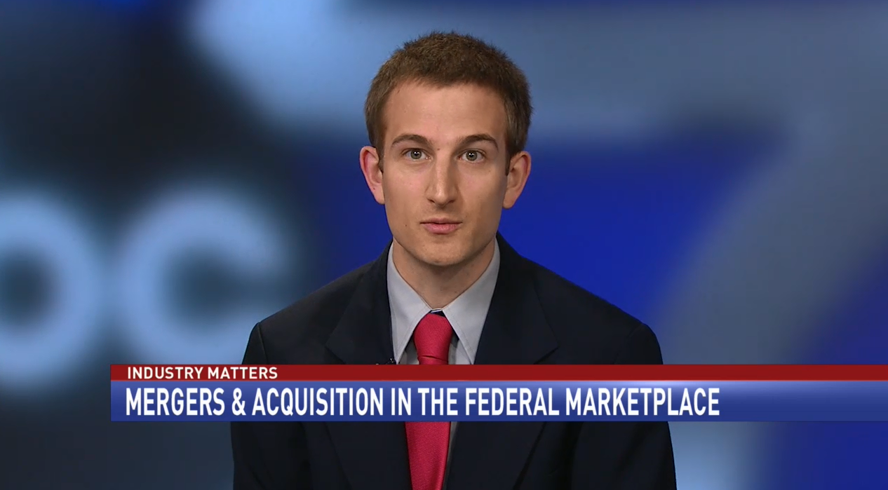 Mergers & acquisition in the federal marketplace