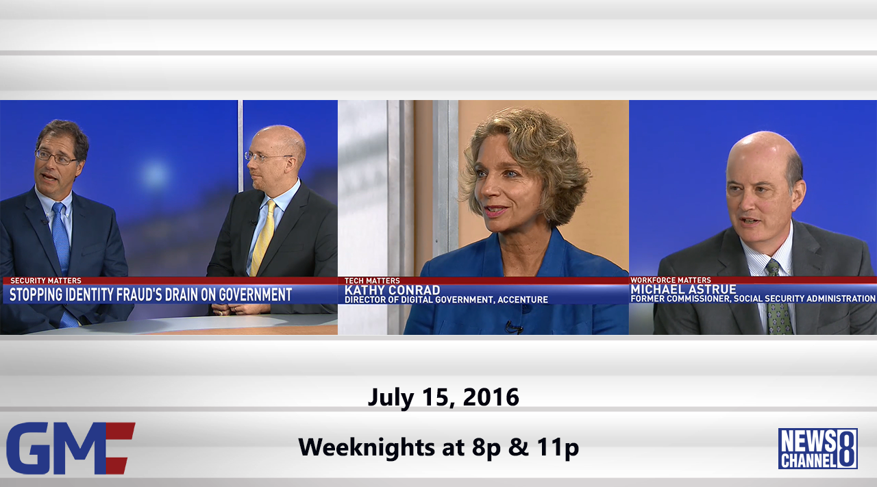 Government Matters (Full Show) – July 15, 2016