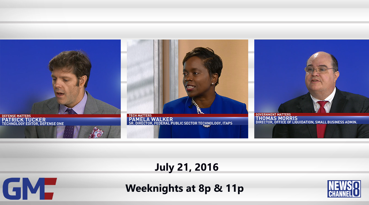 Government Matters (Full Show) – July 21, 2016