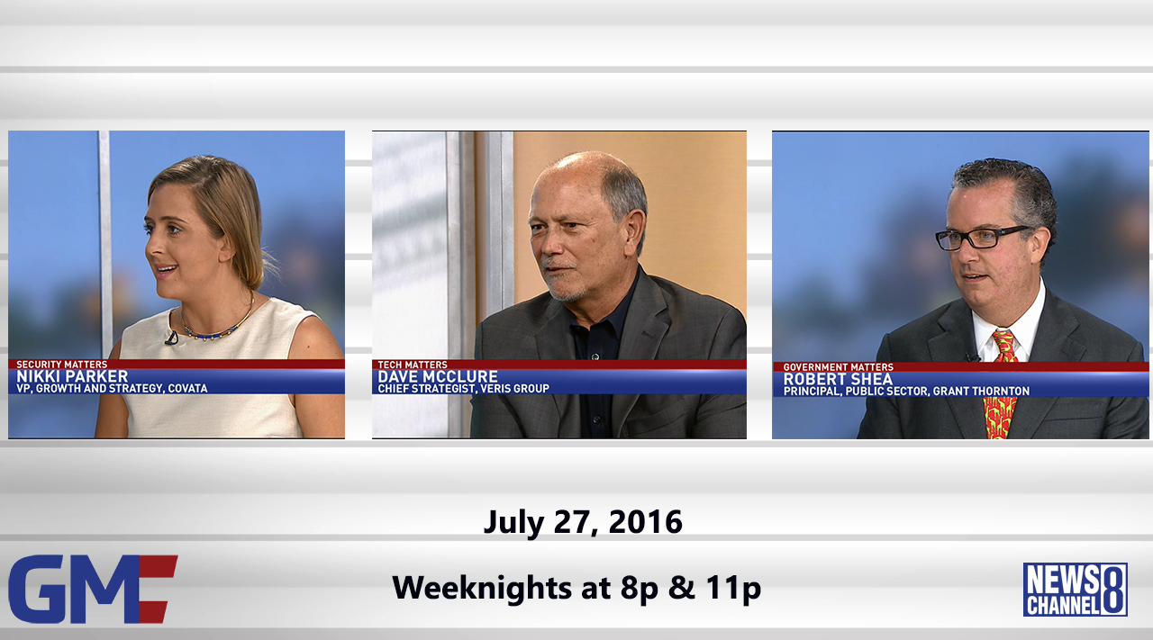 Government Matters (Full Show) – July 27, 2016