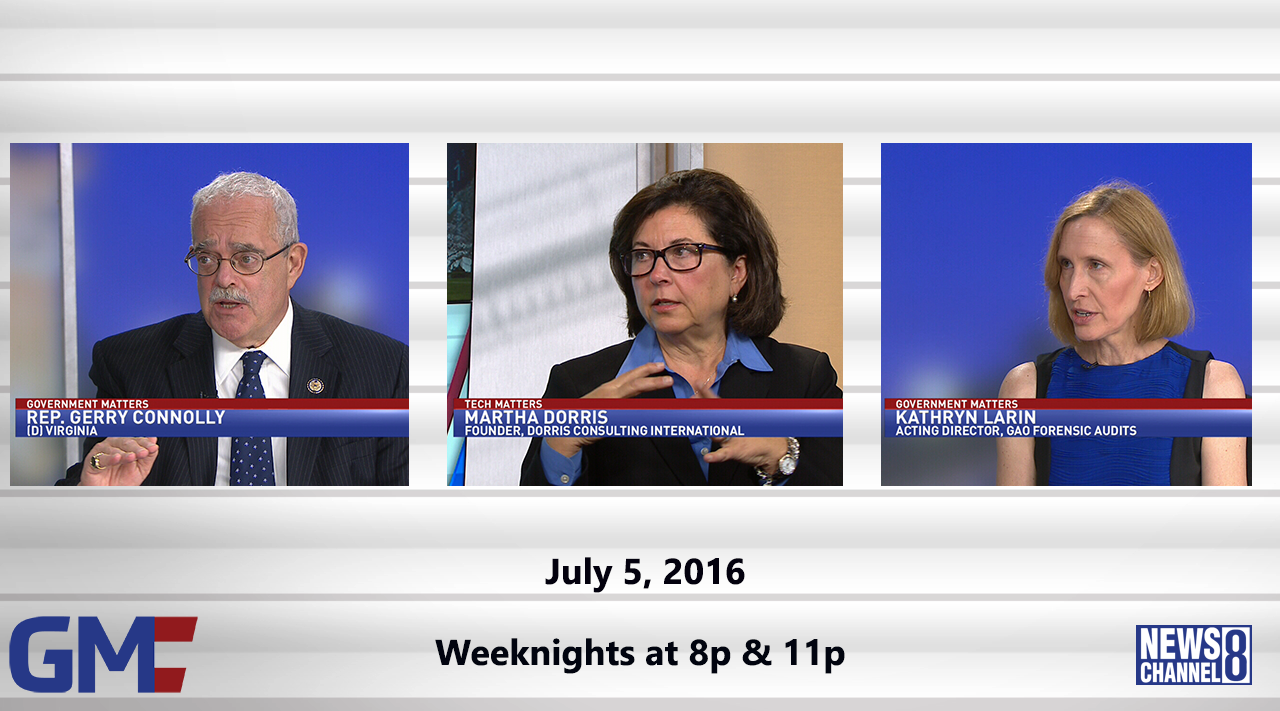 Government Matters (Full Show) – July 5, 2016