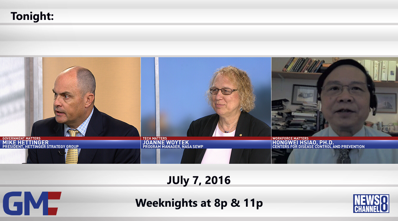 Government Matters (Full Show) – July 7, 2016