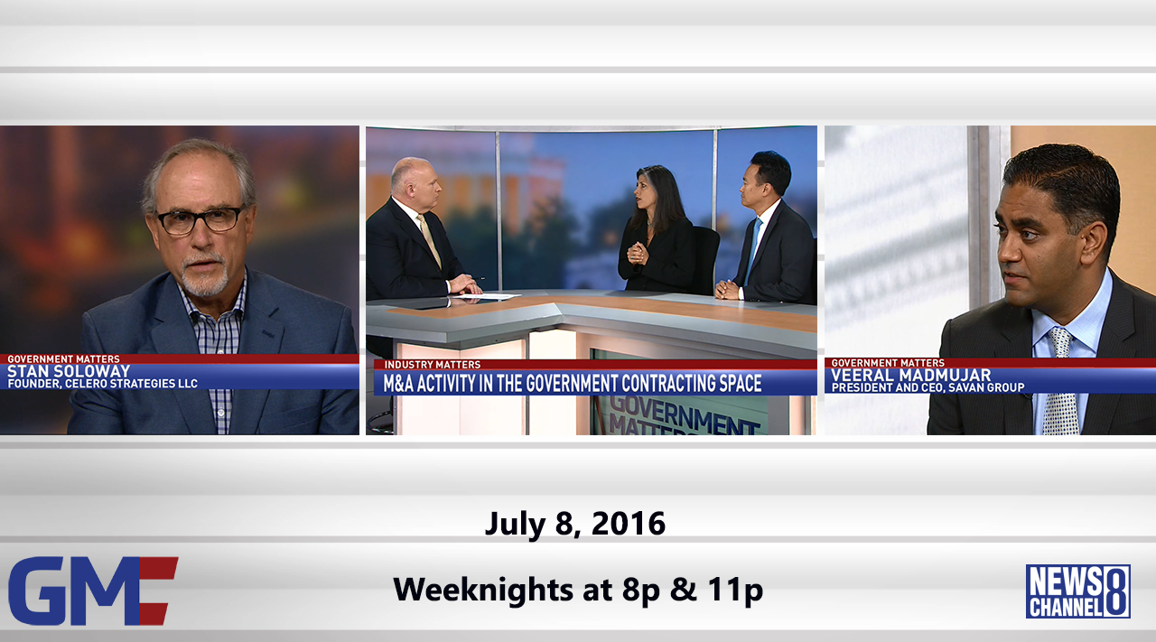 Government Matters (Full Show) – July 8, 2016