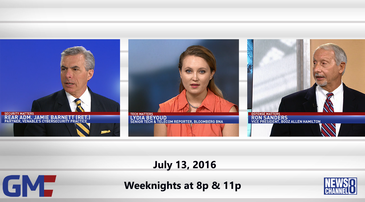 Government Matters (Full Show) – July 13, 2016