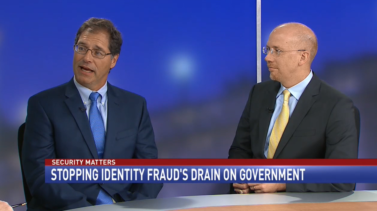 Stopping identity fraud's drain on government