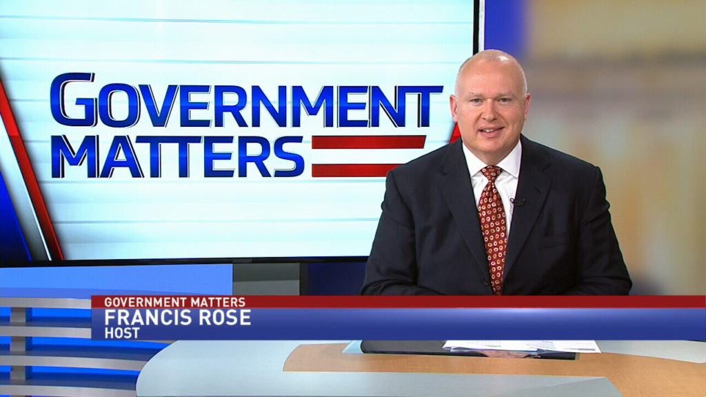 Government Matters (Full Show) – August 12, 2016