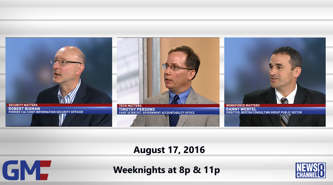 Government Matters – (Full Show) – August 17, 2016