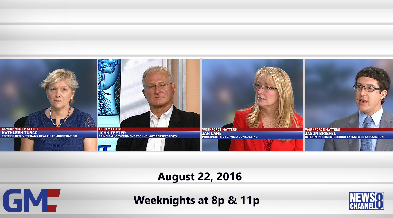 Government Matters (Full Show) – August 22, 2016