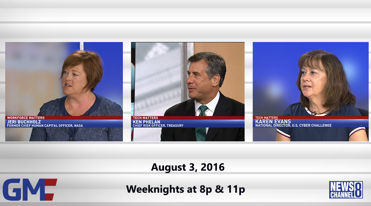 Government Matters (Full Show) – August 3, 2016