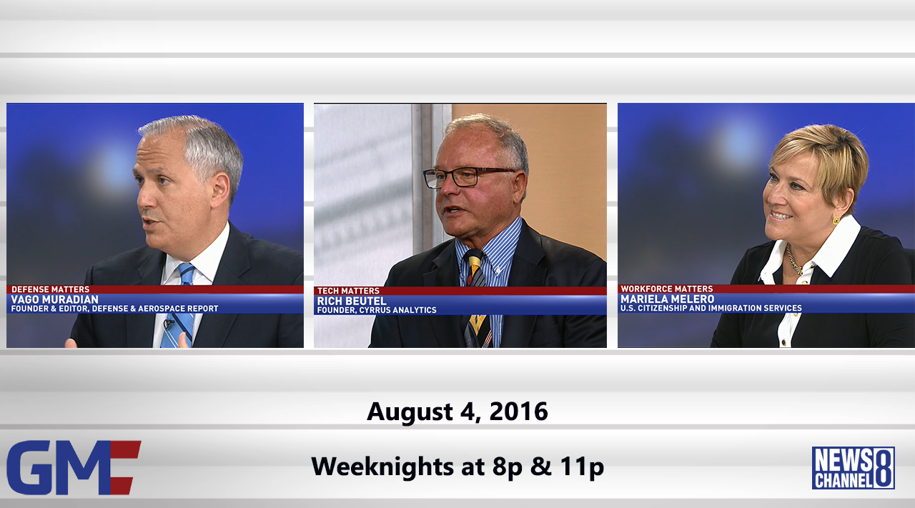 Government Matters (Full Show) – August 4, 2016