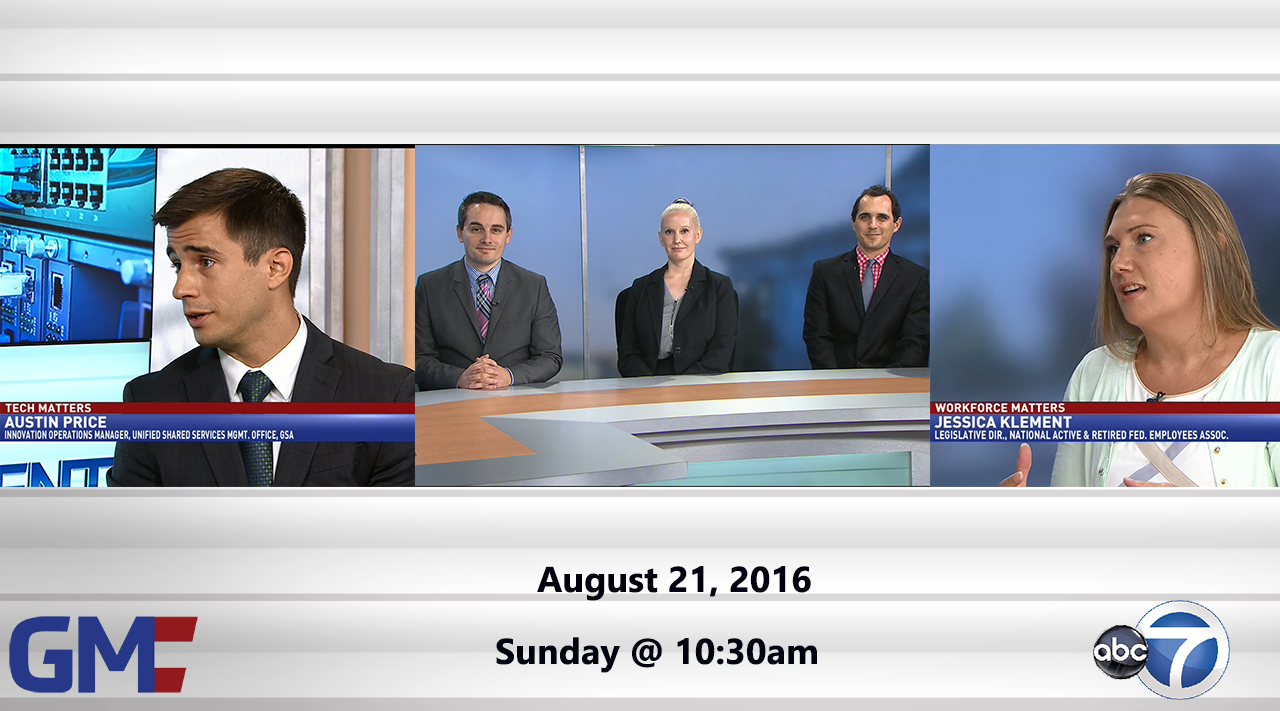 Government Matters (Full Show) – August 21, 2016