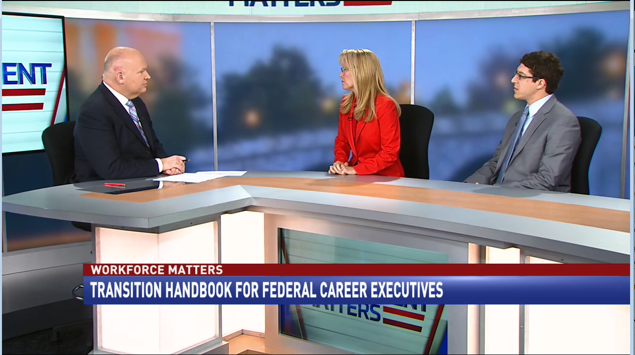 Transition handbook for federal career executives