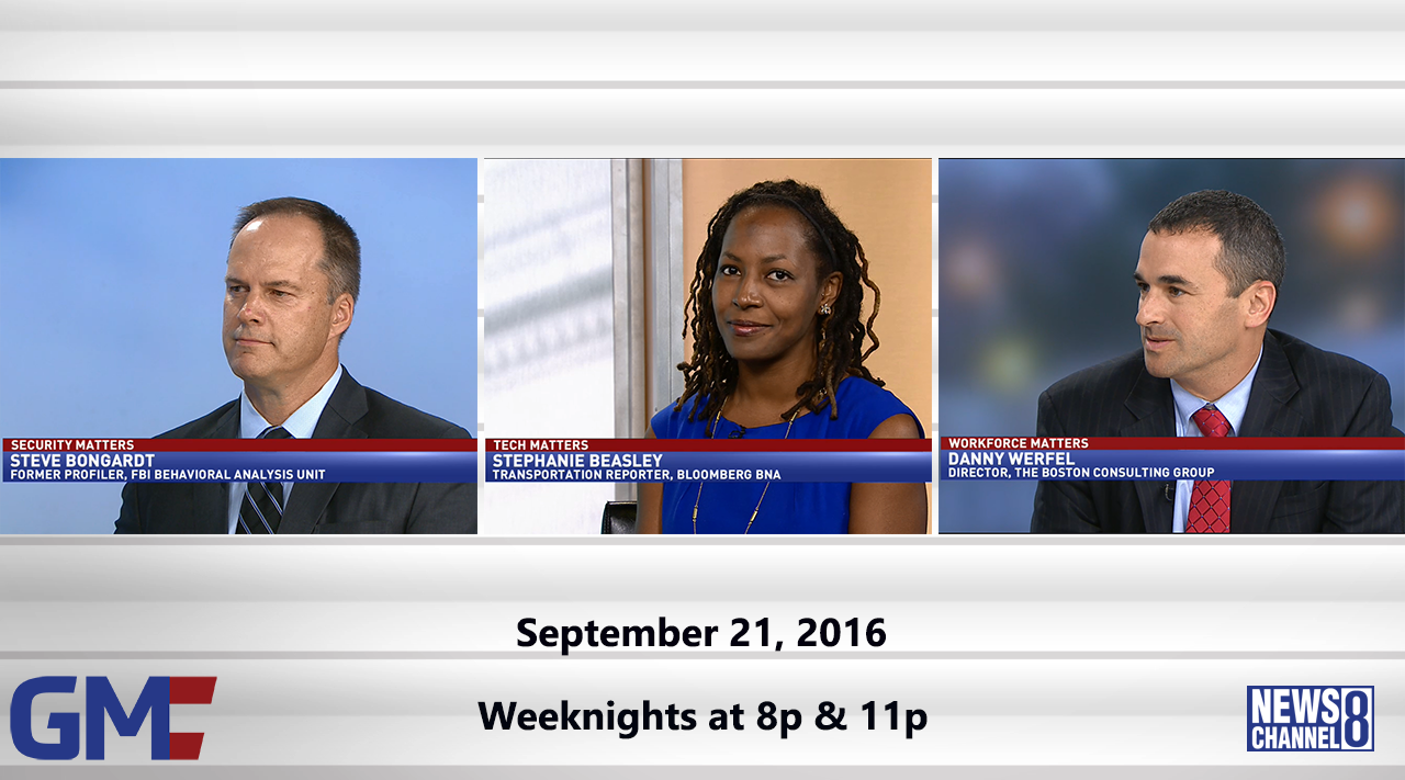 Government Matters (Full Show) – September 21, 2016