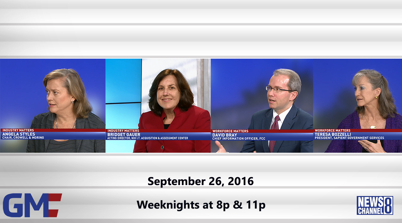 Government Matters (Full Show) – September 26, 2016