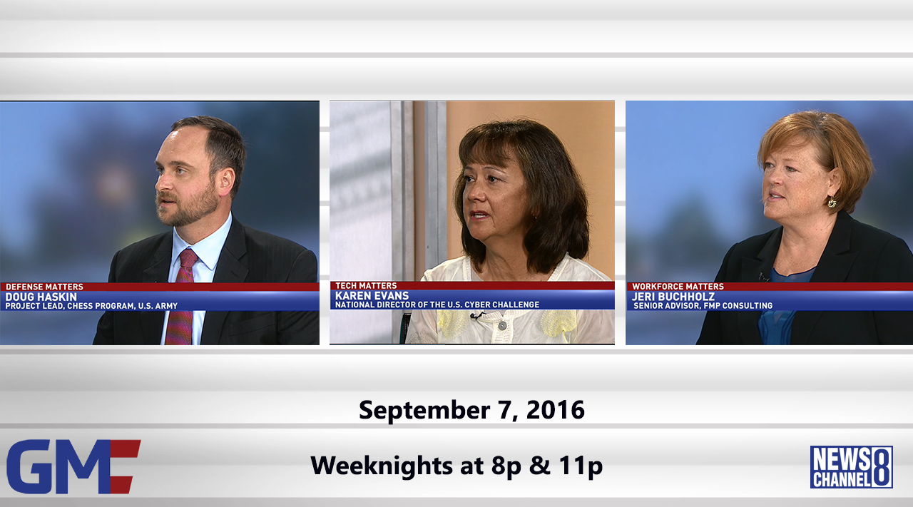 Government Matters (Full Show) – September 7, 2016