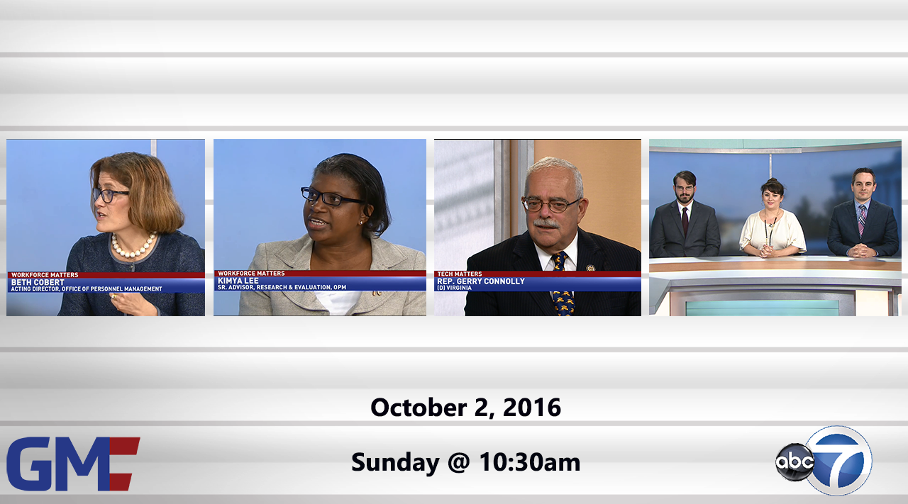 Government Matters (Full Show) – October 2, 2016
