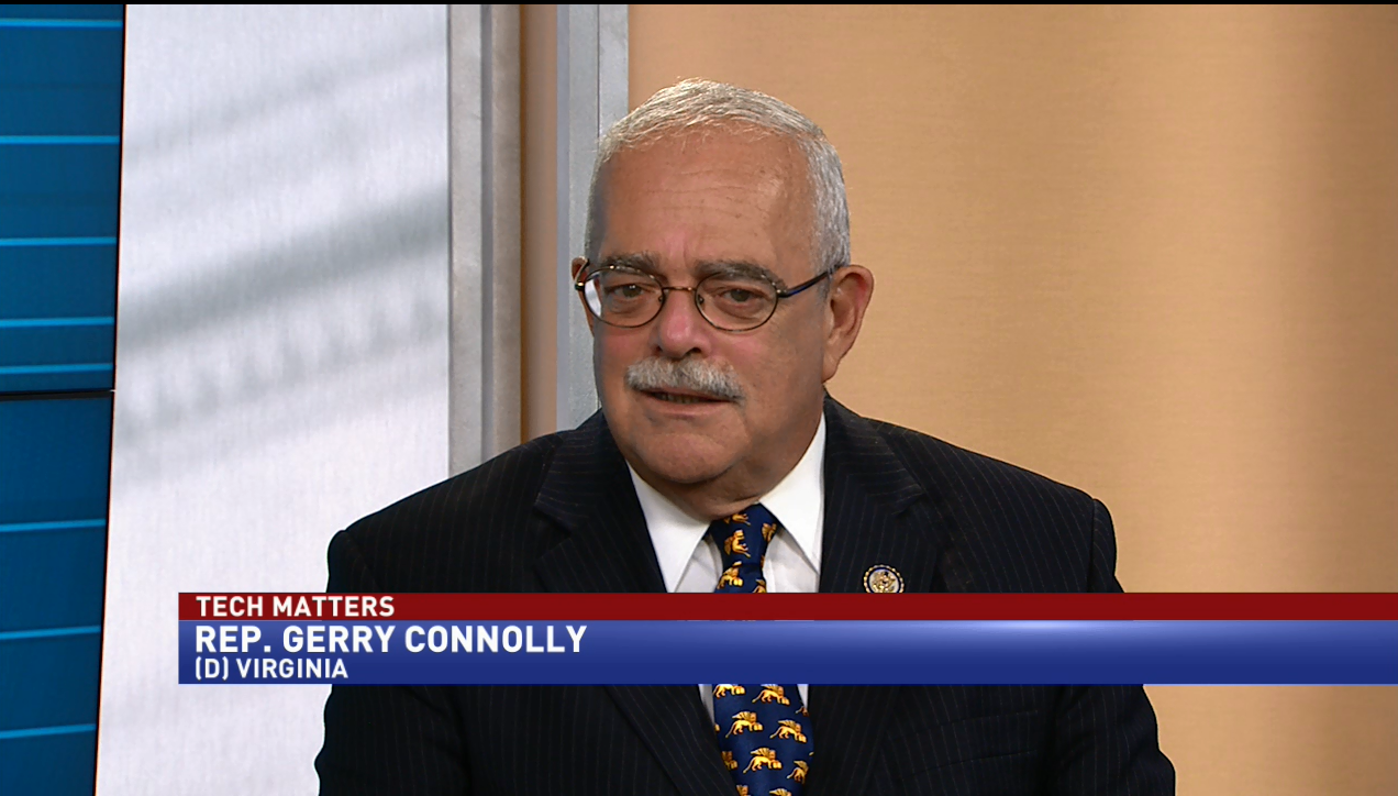 Rep. Gerry Connolly on the Modernizing Government Technology Act of 2016