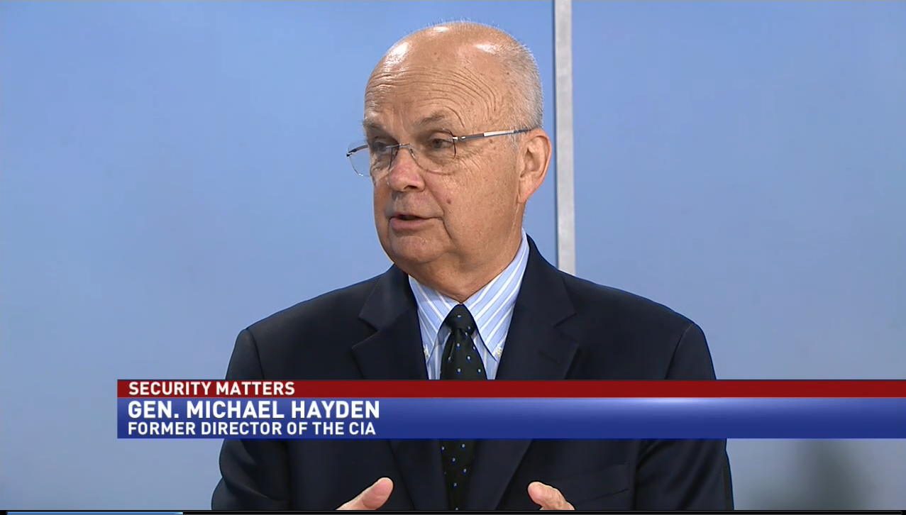 An interview with former CIA Director Gen. Michael Hayden