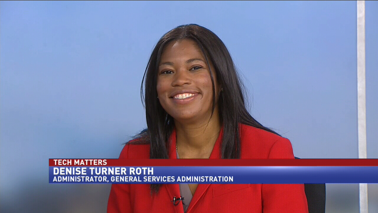 Part One: Exclusive with GSA's Denise Turner Roth
