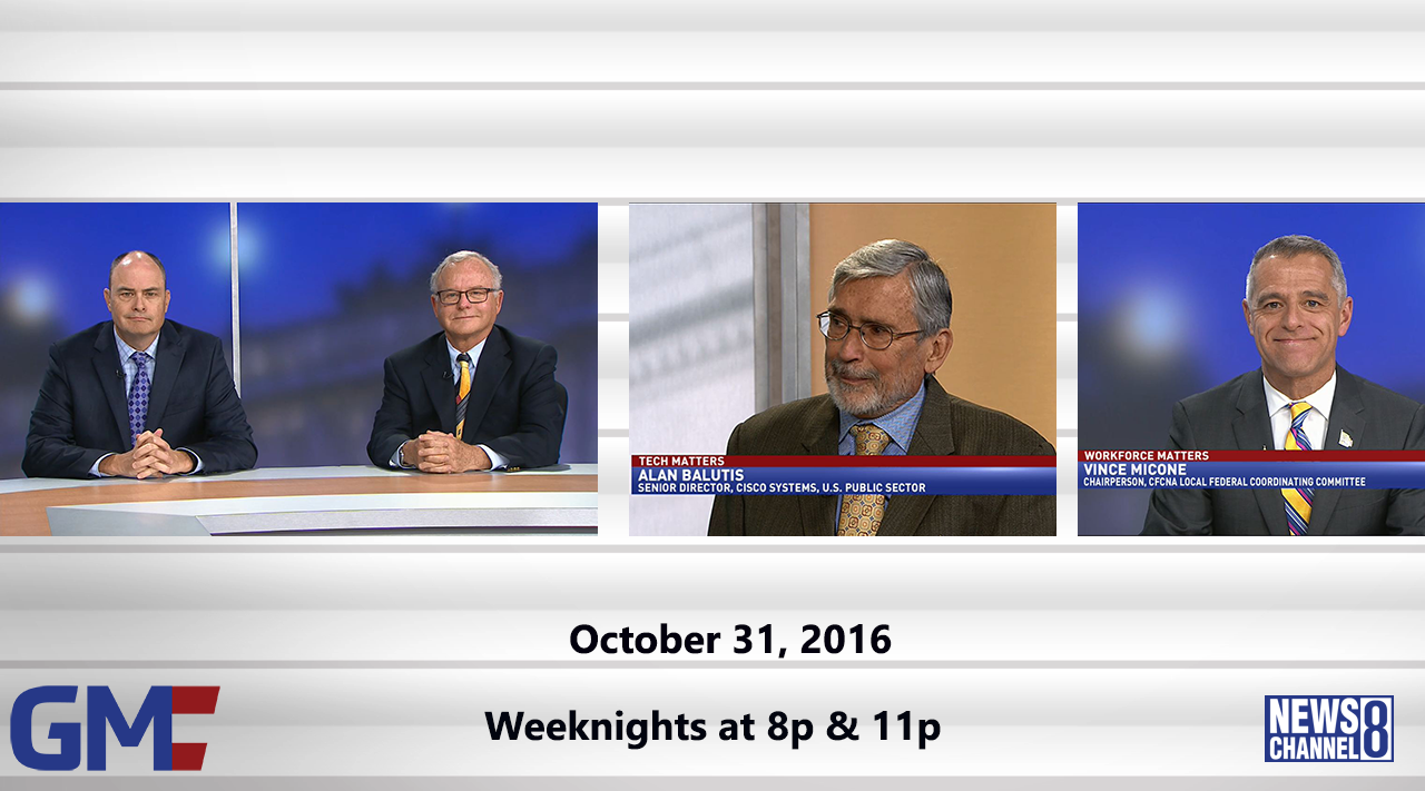 Government Matters (Full Show) – Oct. 31, 2016