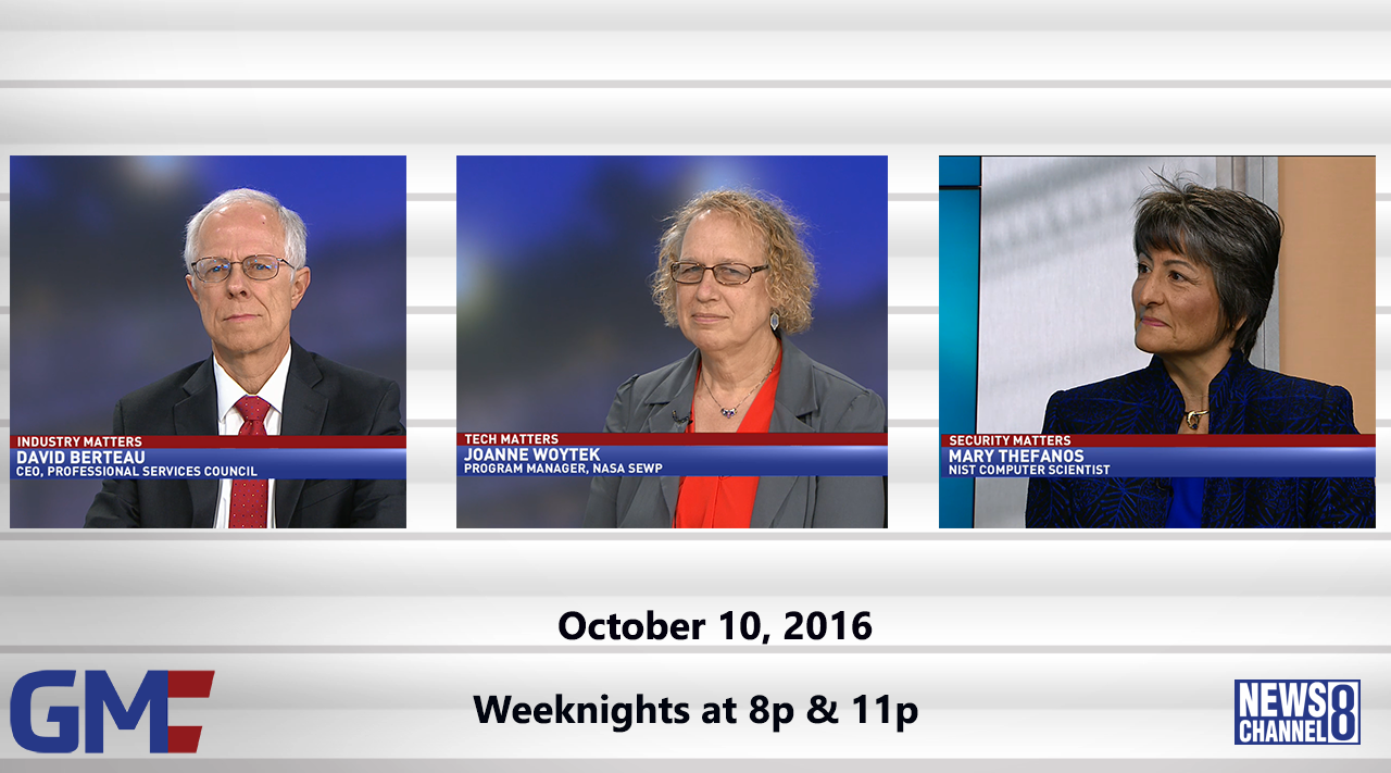 Government Matters (Full Show) – October 10, 2016