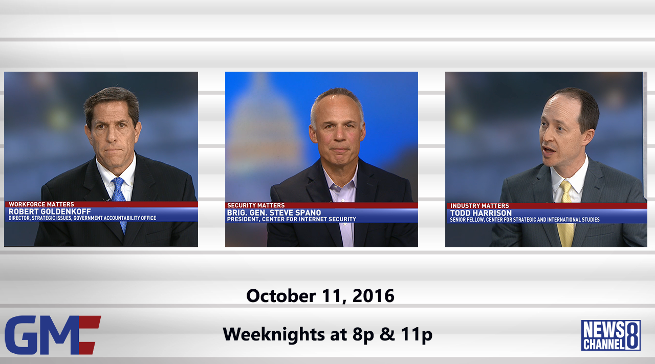 Government Matters (Full Story) – October 11, 2016