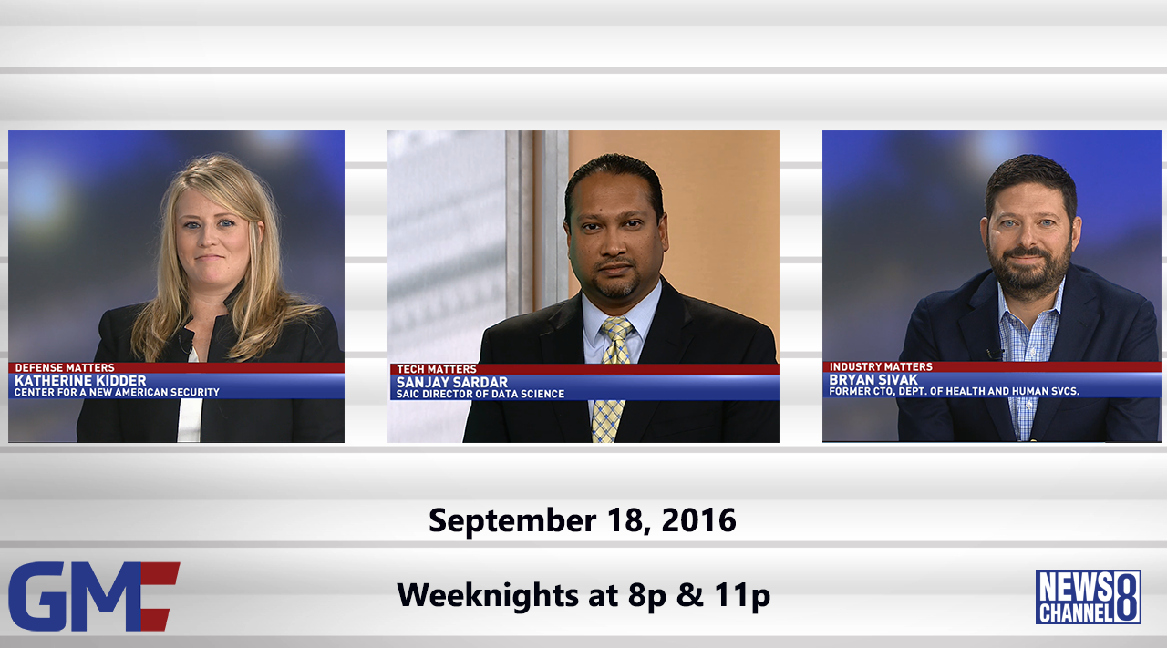 Government Matters (Full Show) – October 18, 2016