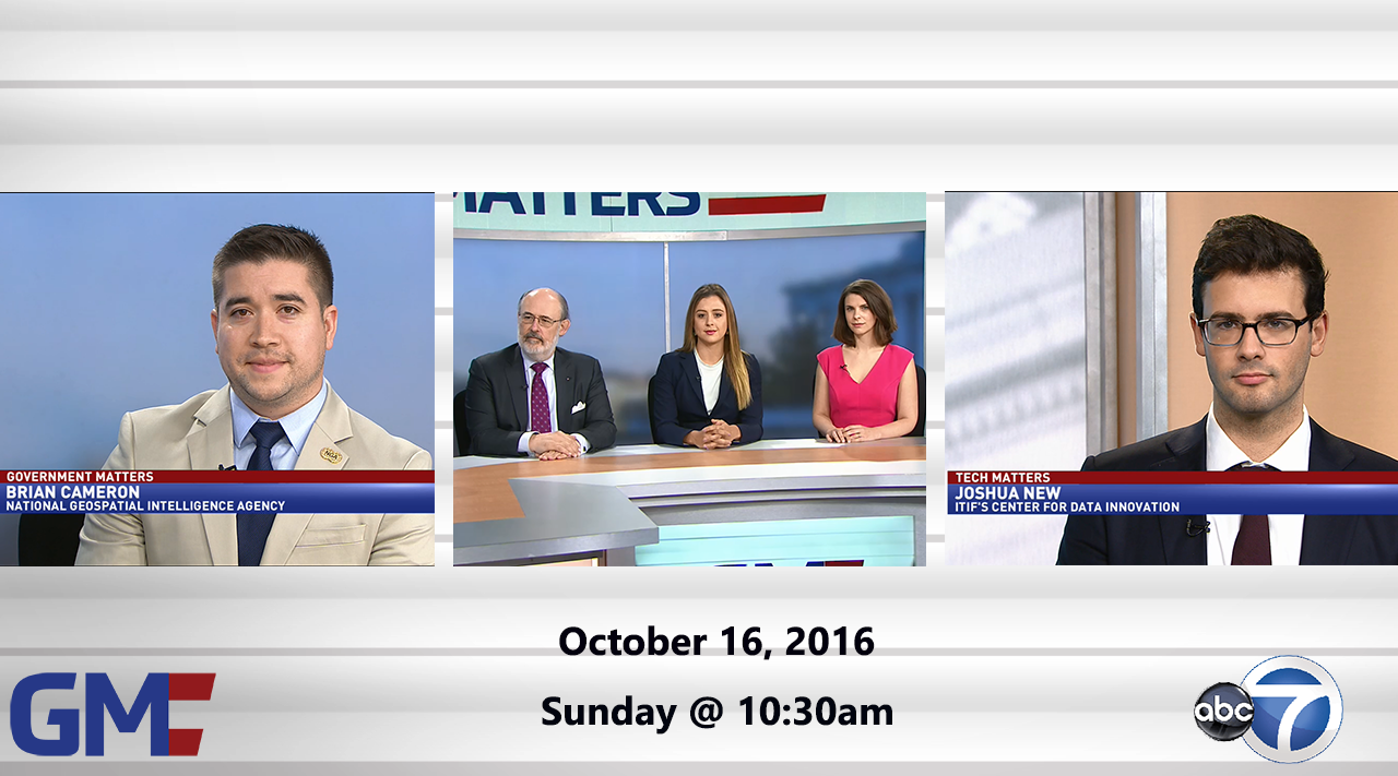 Government Matters (Full Show) – October 16, 2016