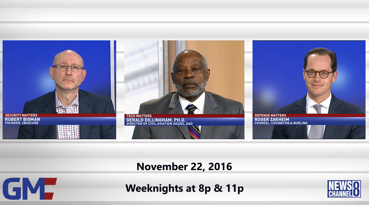 Government Matters (Full Show) – November 22, 2016