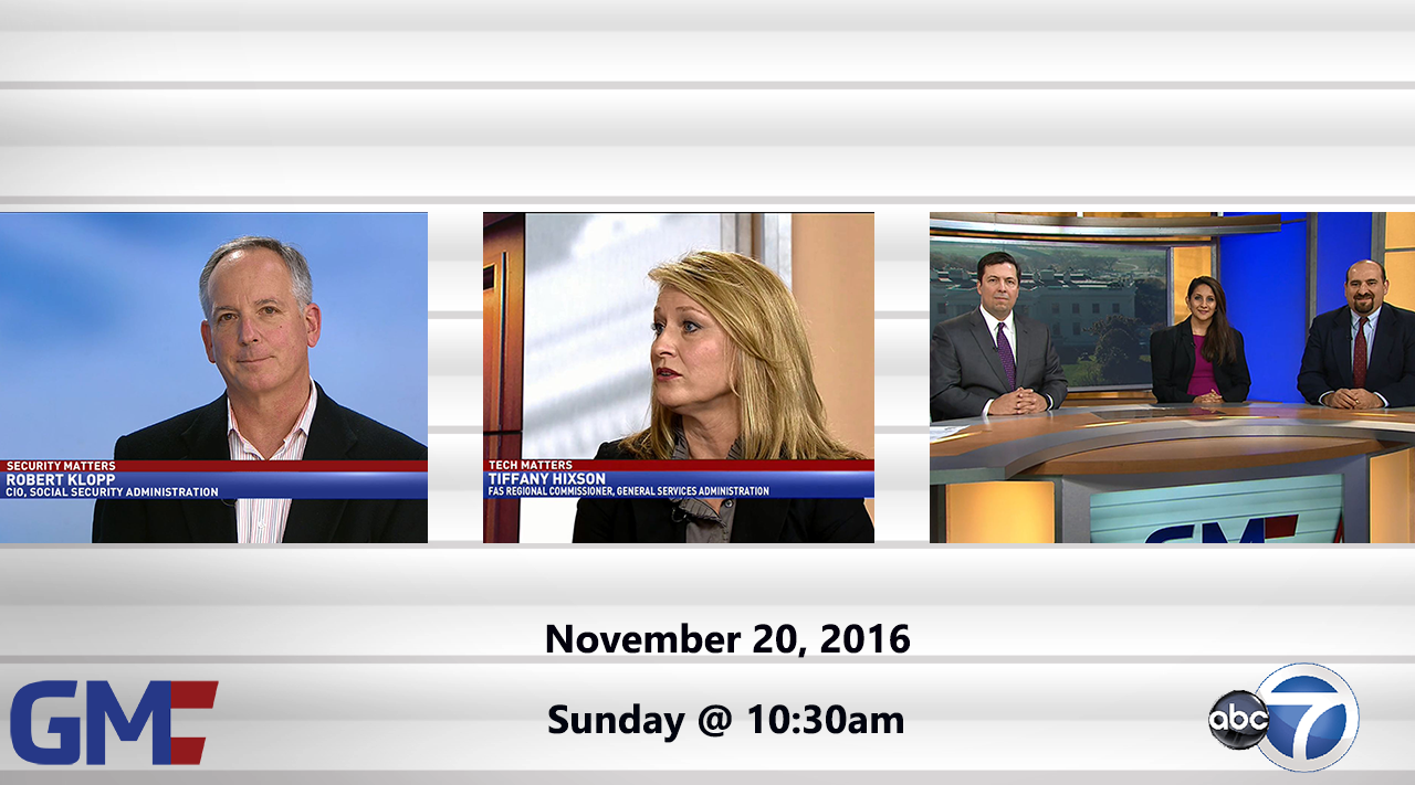 Government Matters (Full Show) – November 20, 2016