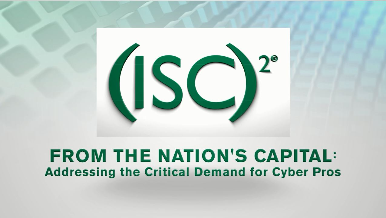 From the Nation's Capital: Addressing the Critical Demand for Cyber Pros