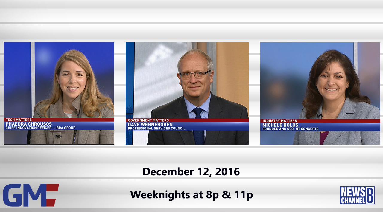 Government Matters (Full Show) – December 12, 2016