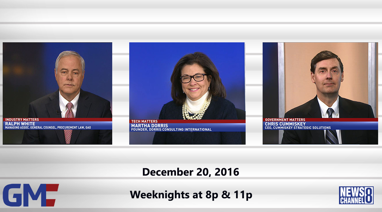 Government Matters (Full Show) – December 16, 2016