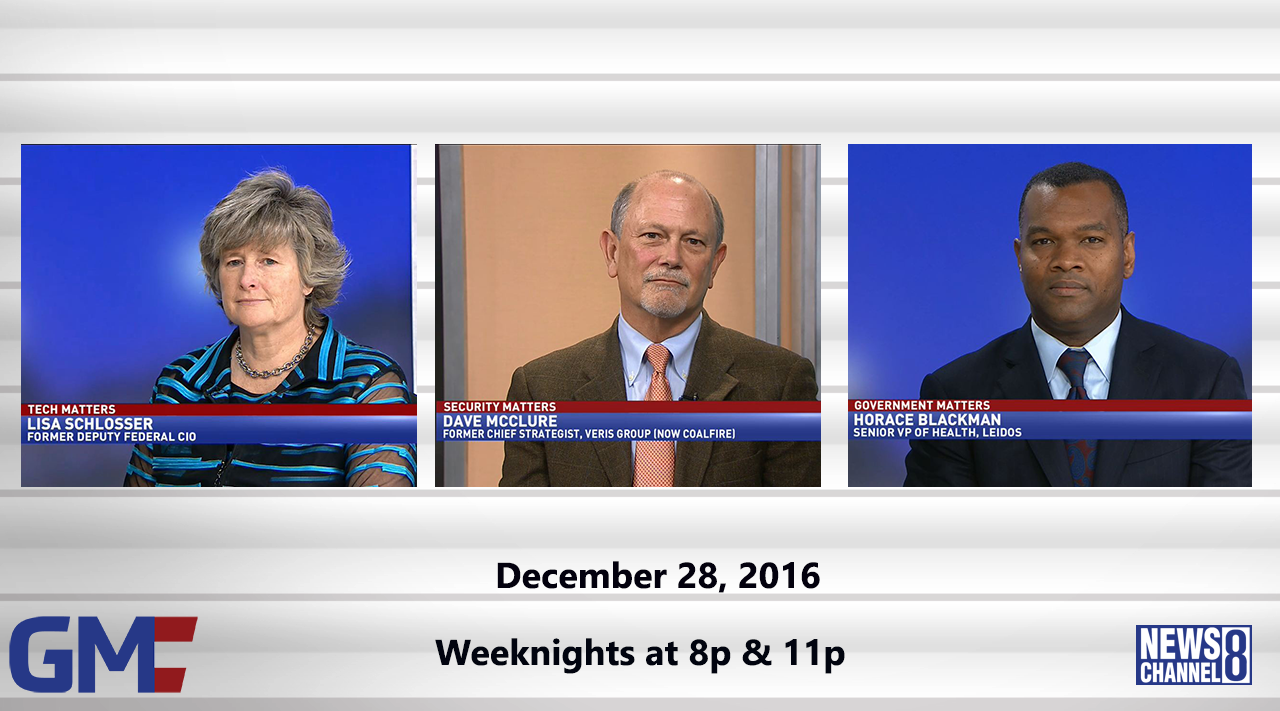Government Matters (Full Show) – December 28, 2016