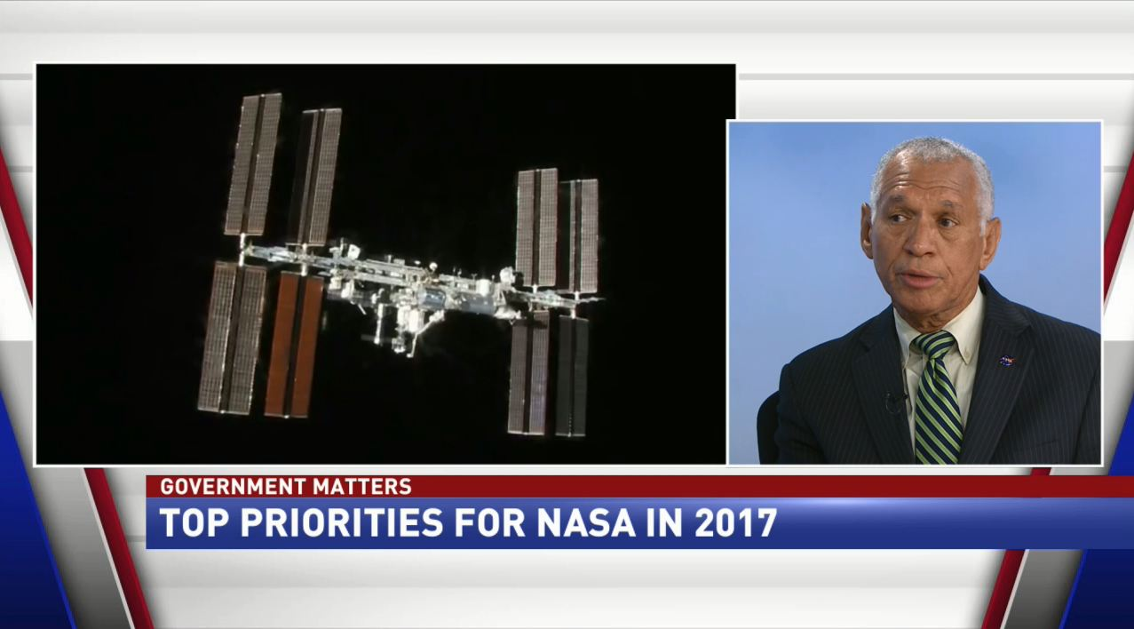 One-on-One with NASA Administrator Charlie Bolden (Part 1)