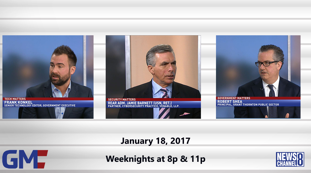 Government Matters (Full Show) – January 18, 2017