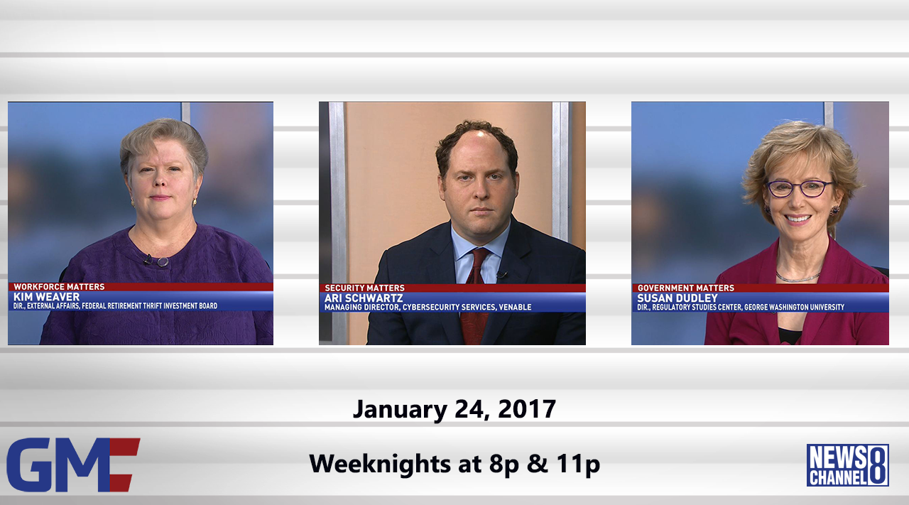 Government Matters (Full Show) – January 24, 2017