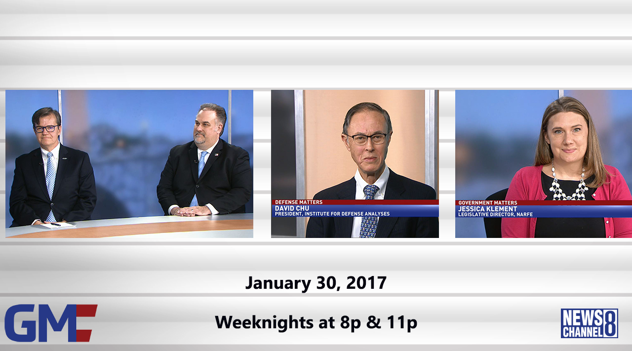 Government Matters (Full Show) – January 30, 2017