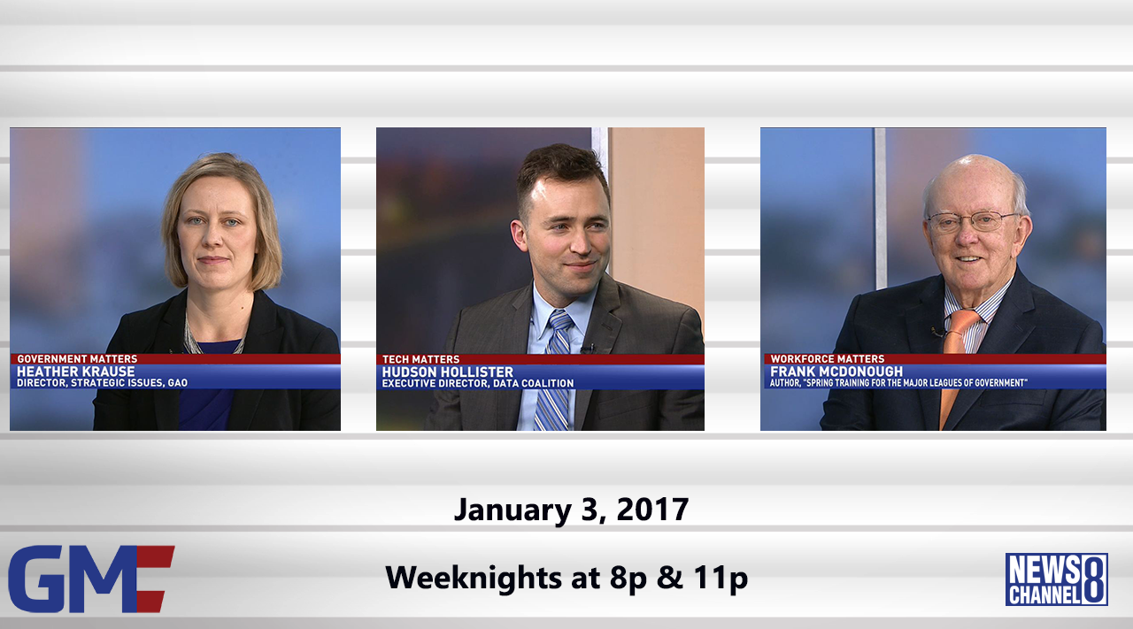 Government Matters (Full Show) – January 3, 2017