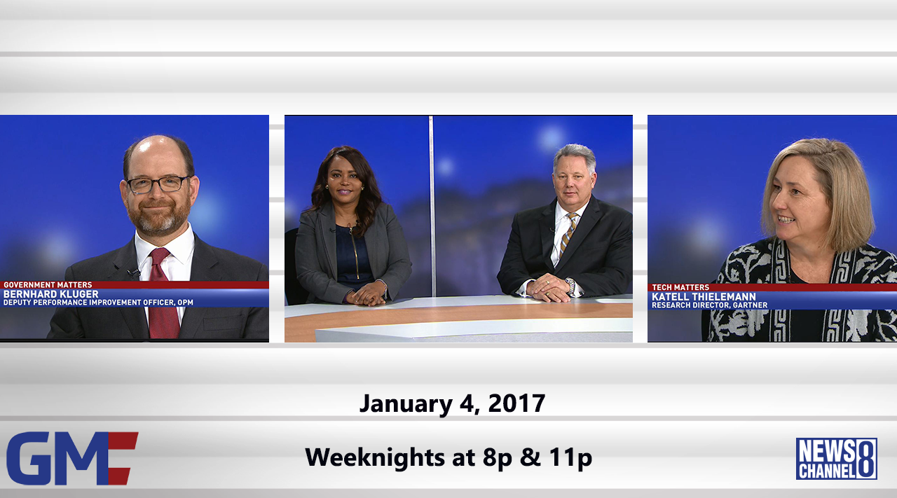 Government Matters (Full Show) – January 4, 2017