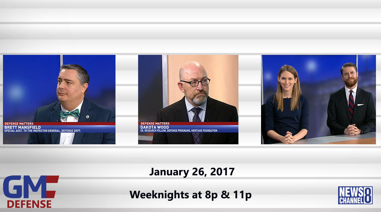Government Matters (Full Show) – January 26, 2017