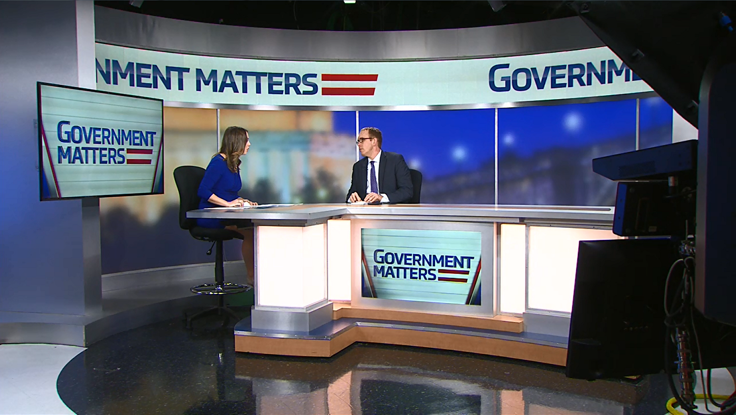 Government Matters (Full Show) – February 13, 2017