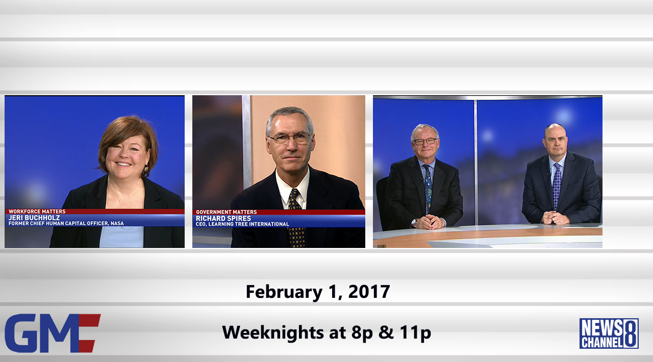 Government Matters (Full Show) – February 1, 2017
