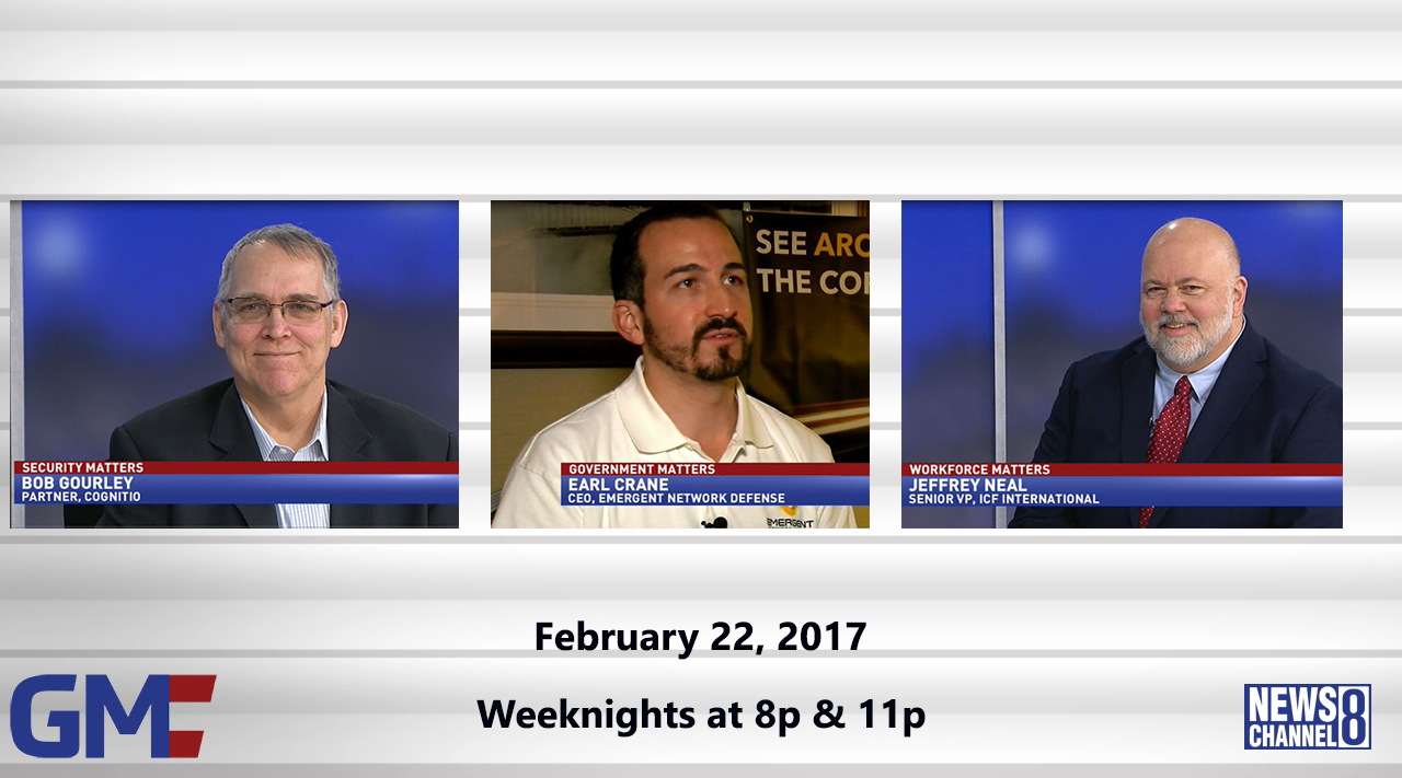 Government Matters (Full Show) – February 22, 2017