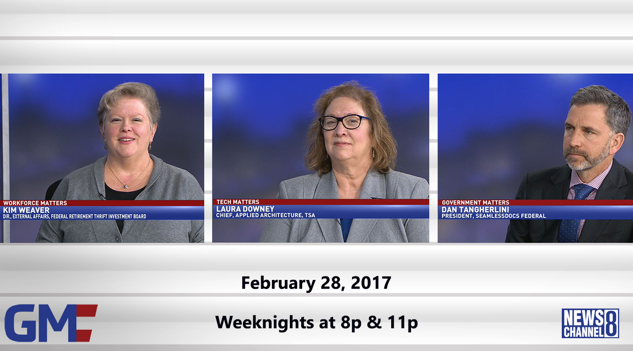 Government Matters (Full Show) – February 28, 2017